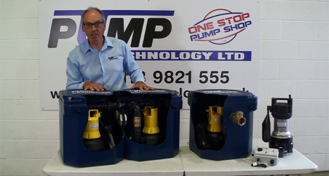 Pump Technology Ltd demonstrates improvements to the Drain Major image