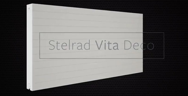 How is the Stelrad Vita Deco manufactured? image