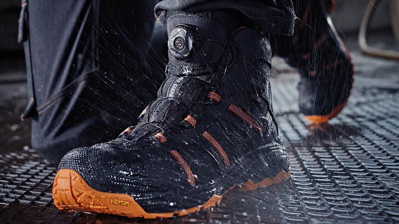 Solid Gear breaks down what you should look for in safety footwear image