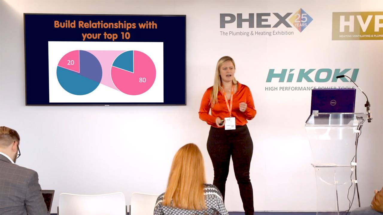 Why customer service should be your priority - PHEX Tottenham 2019 Seminar image