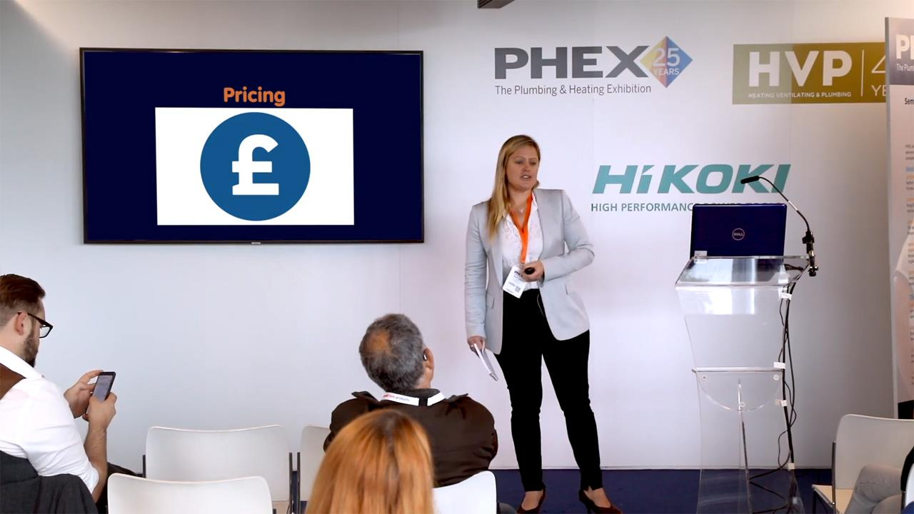 Managing money in your business with Anne Timpany - PHEX Tottenham Seminar 2019 image