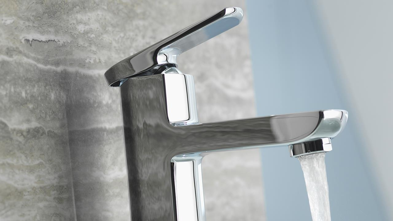 Two new additions to the Aqualisa brassware range image