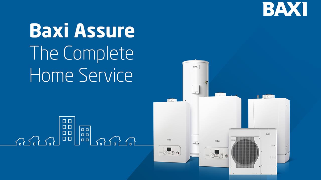 Launch of Baxi Assure offers 'complete home service' for contractors image