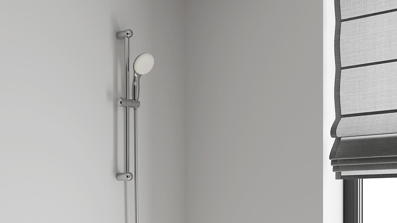GROHE launches new range of shower thermostats image