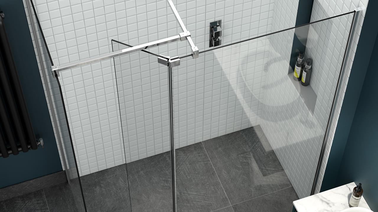 New deflector panel from Kudos Showers image