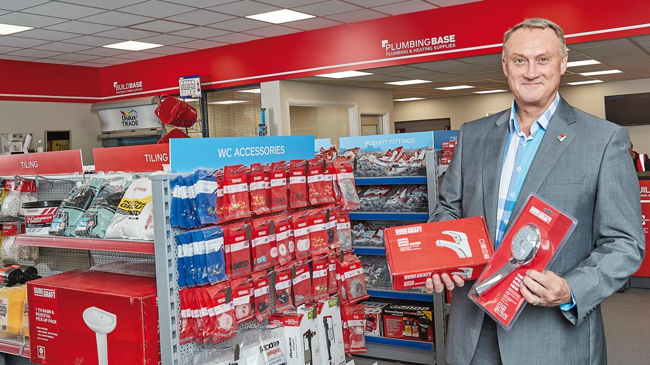 Plumbingbase is the newest piece in the one stop shop puzzle for Buildbase image