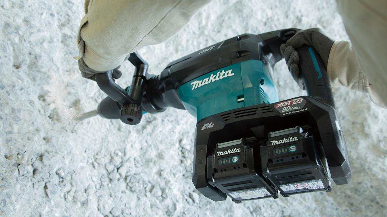 Makita expands 40VMax XGT range even further image