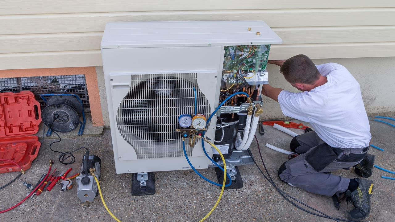 Making the case for heat pumps, with the Heat Pump Association image