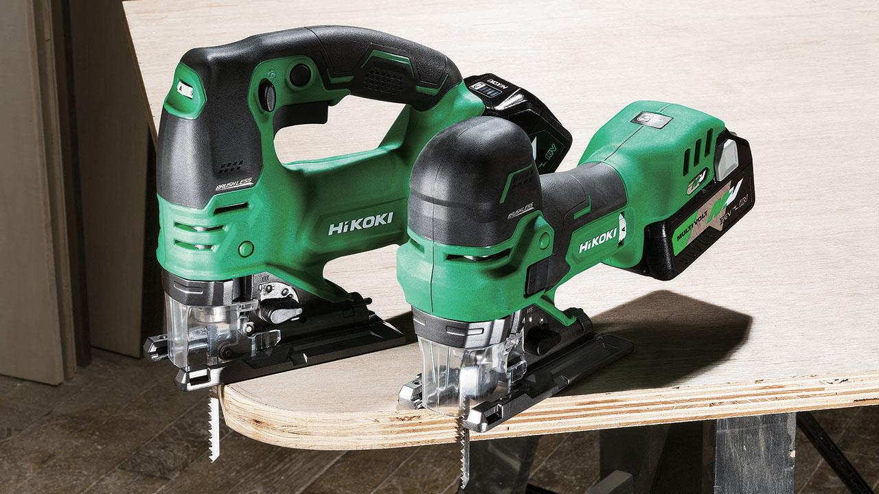 HiKOKI Multi Volt range expands with two new cordless jigsaws image
