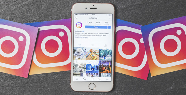 Five ways to leverage Instagram for your business image