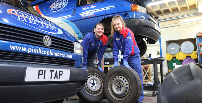 Pimlico Plumbers launches apprenticeship recruitment drive image
