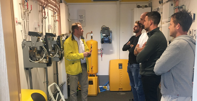 Spirotech holds successful deaeration workshop image