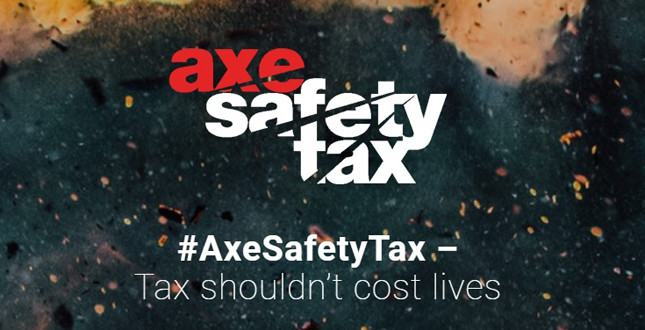 New campaign to axe VAT on safety products launches image