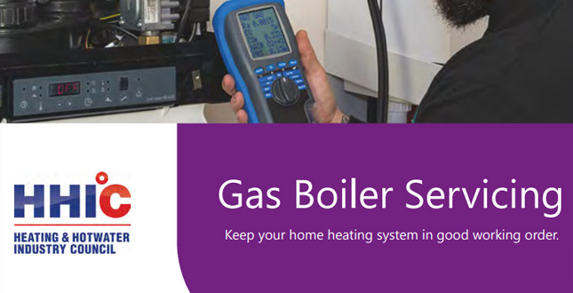 HHIC launches consumer guide to gas boiler servicing image