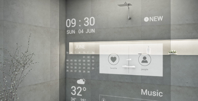 Survey reveals consumers' wishlist for the 'bathroom of the future' image