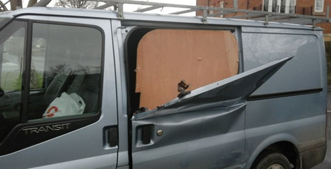 Tool theft hotspots revealed image