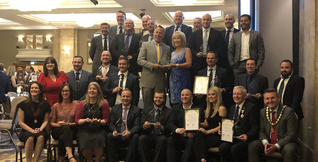 Gas Industry Awards 2018 winners revealed image
