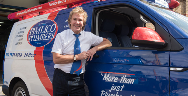 Pimlico Plumbers reports 22% sales growth for Q1 2018 image