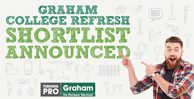 Graham announces shortlist for £10,000 Refresh Scheme prize image