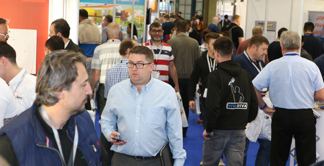 Last chance to register for PHEX+ Alexandra Palace image