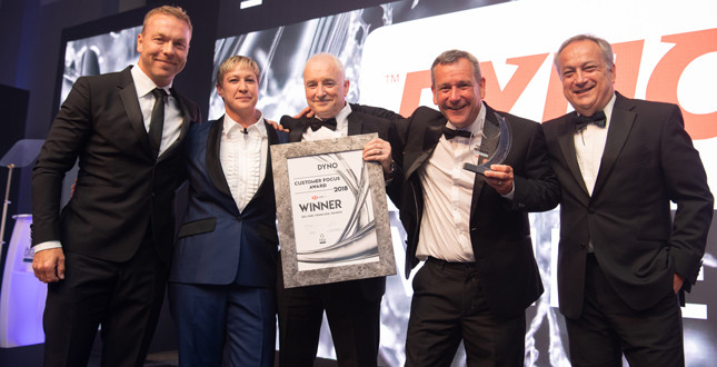 Merseyside plumbing firm wins franchisee award image