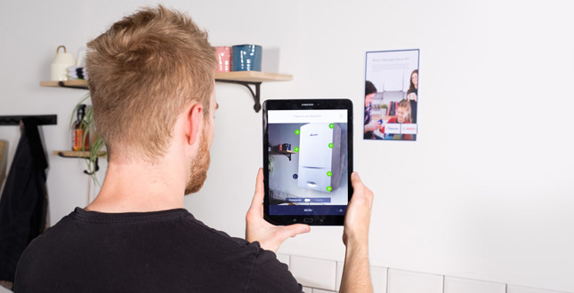 Worcester Bosch launches augmented reality app for installers image