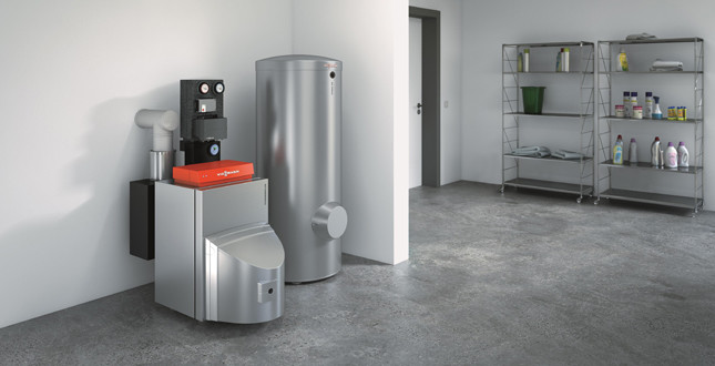 Viessmann enters UK domestic oil boiler market image
