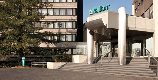 Vaillant announces major investment at German HQ image