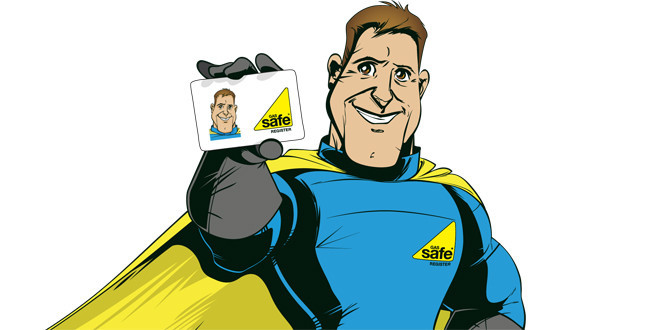 Majority of installers not showing their Gas Safe card image