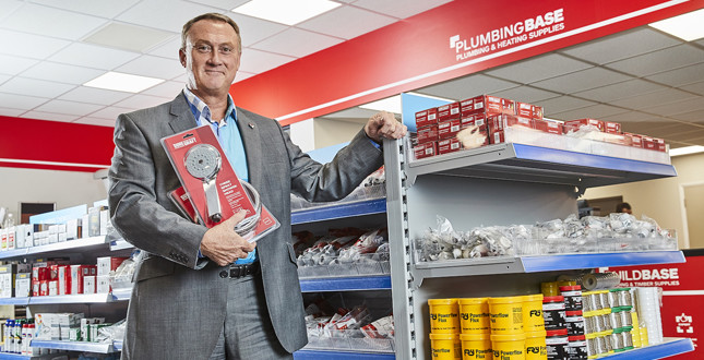 Buildbase launches Plumbingbase image