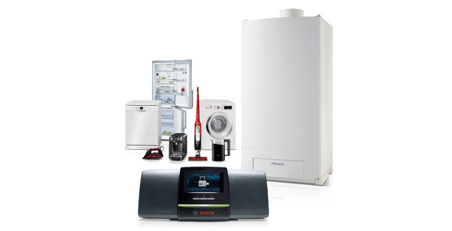 Bosch launches home appliance promotion for commercial installers image
