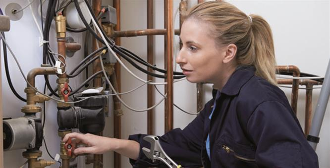 Lack of gender diversity actively discouraging young women from plumbing careers image