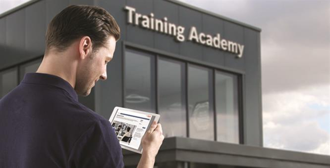 Worcester Bosch to launch new online training booking platform image