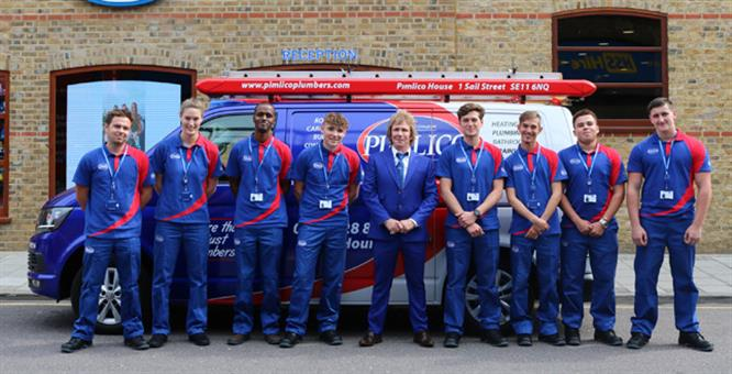 Pimlico Plumbers to open apprenticeship training centre image