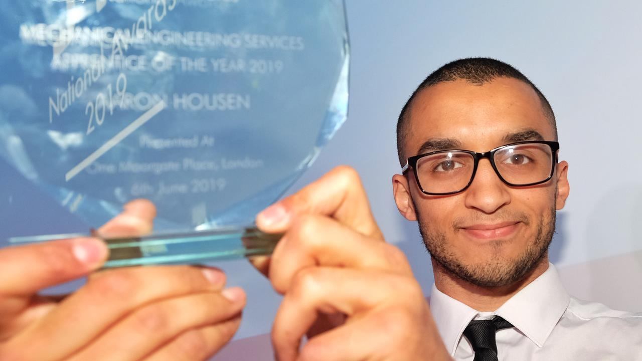 JTL's National MES Apprentice of the Year winner announced image