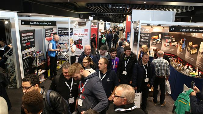 PHEX Manchester 2018 sees 17% increase in visitors image