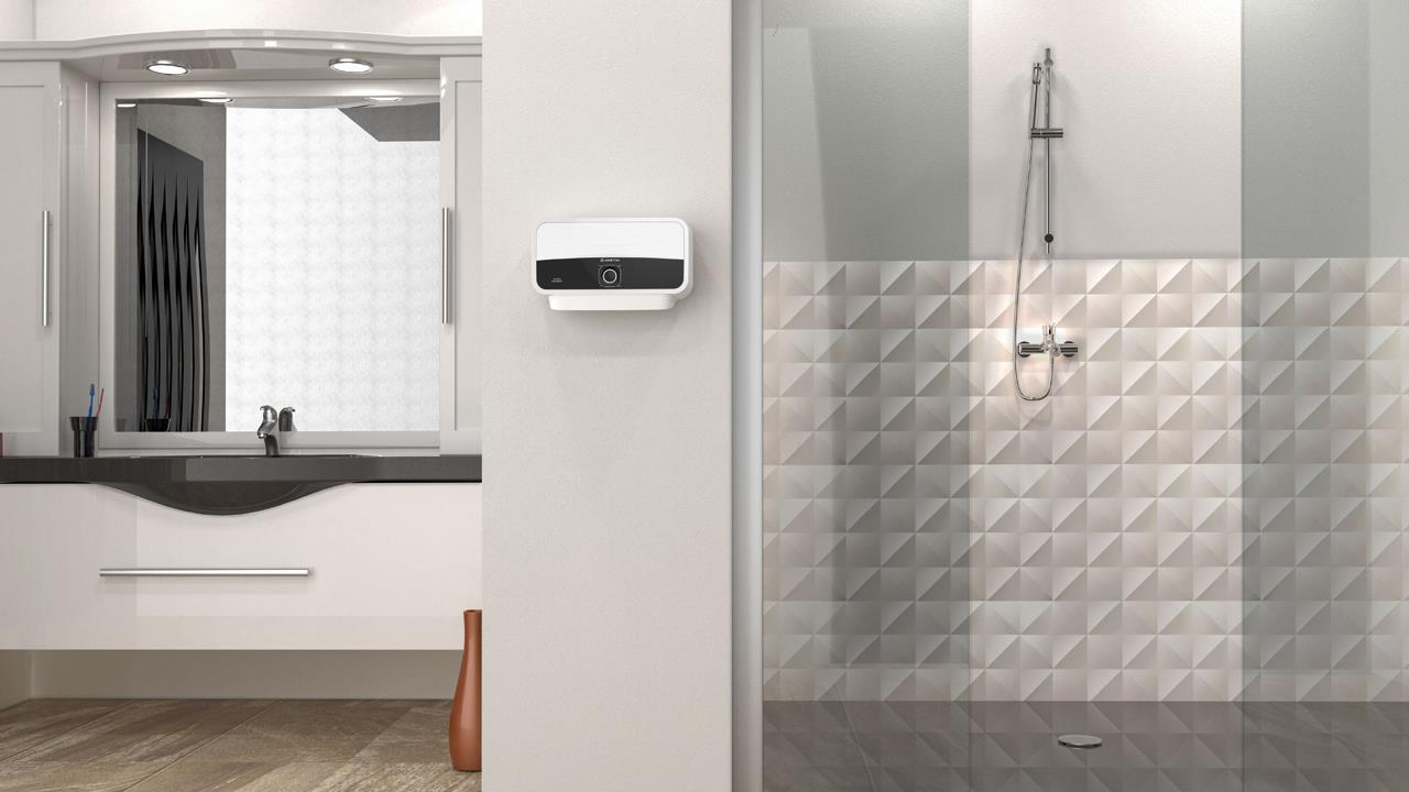 Win an Ariston Aures Slim Multi electric water heater image