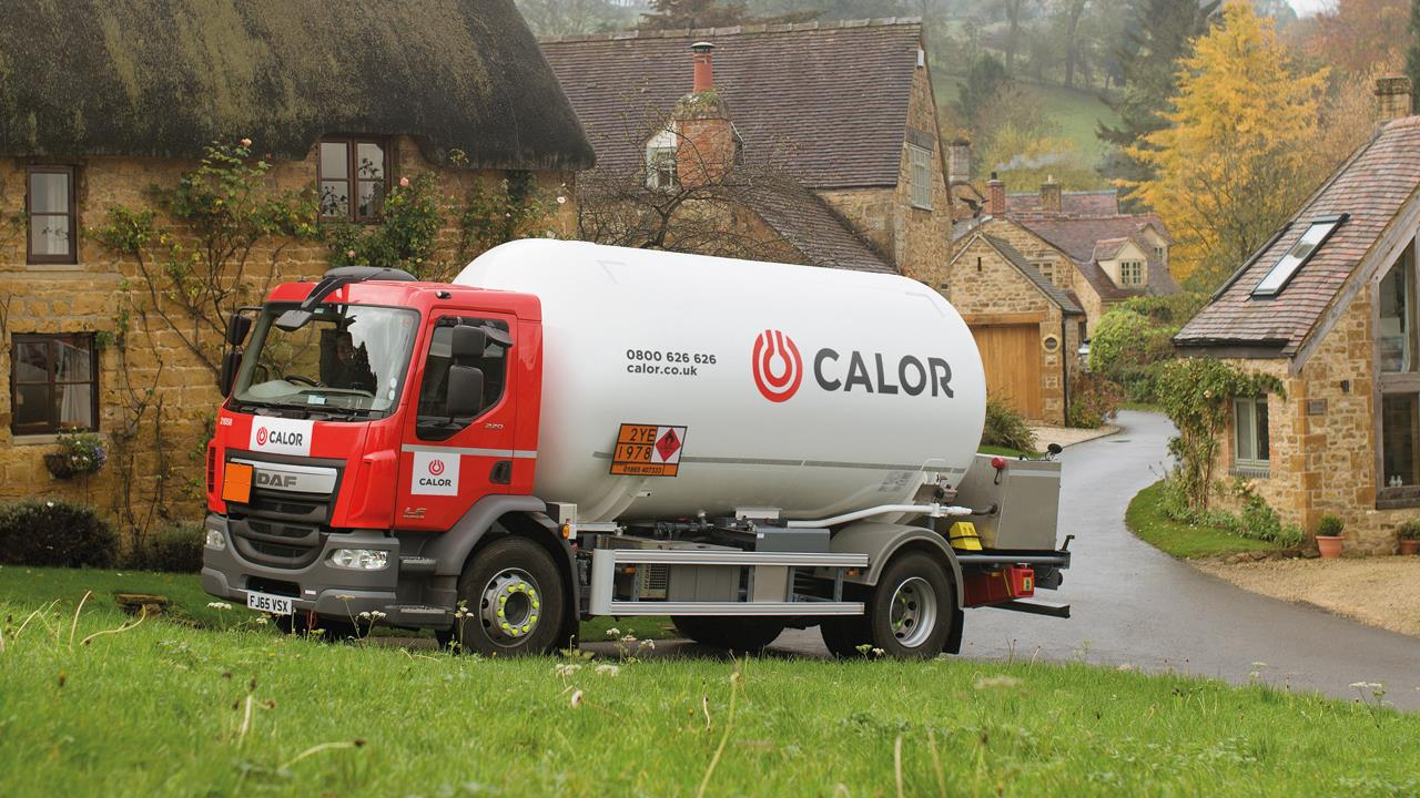 Calor launches new BioLPG training course for installers image