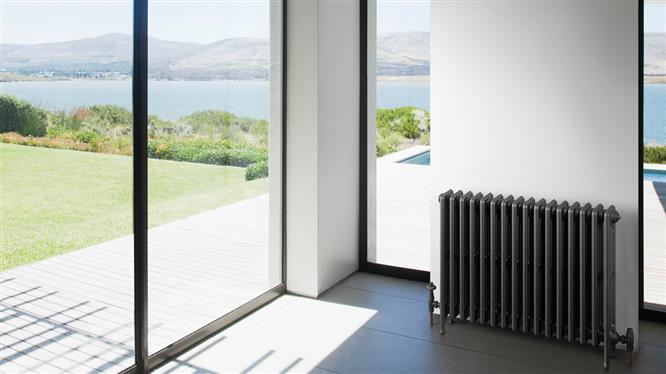 Cast iron and column radiators still offer lasting appeal image