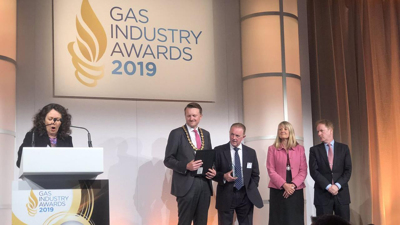 Winners of 2019 Gas Industry Awards announced image