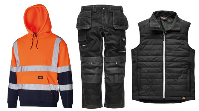 You can win winter workwear with Dickies image