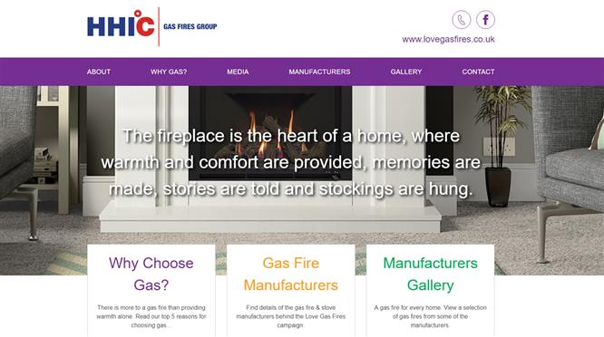 HHIC launches consumer-focused campaign to promote gas fires image