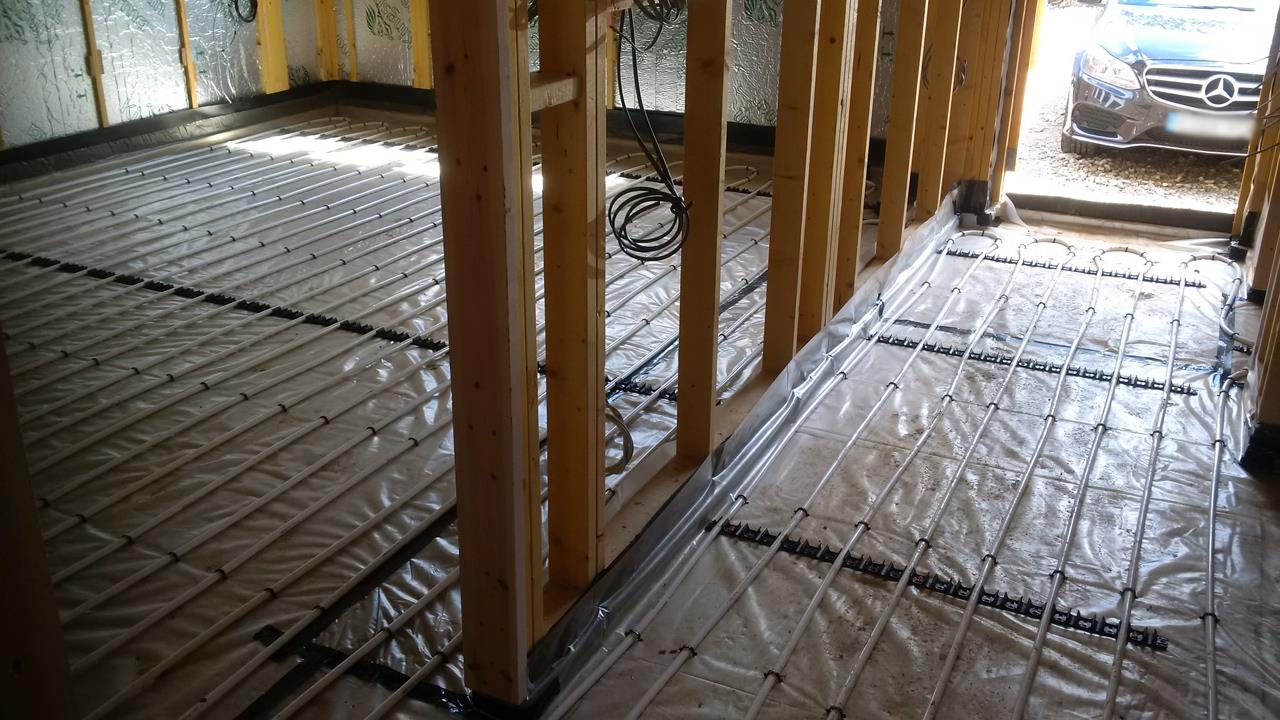 Specifying underfloor heating: Where to start?  image