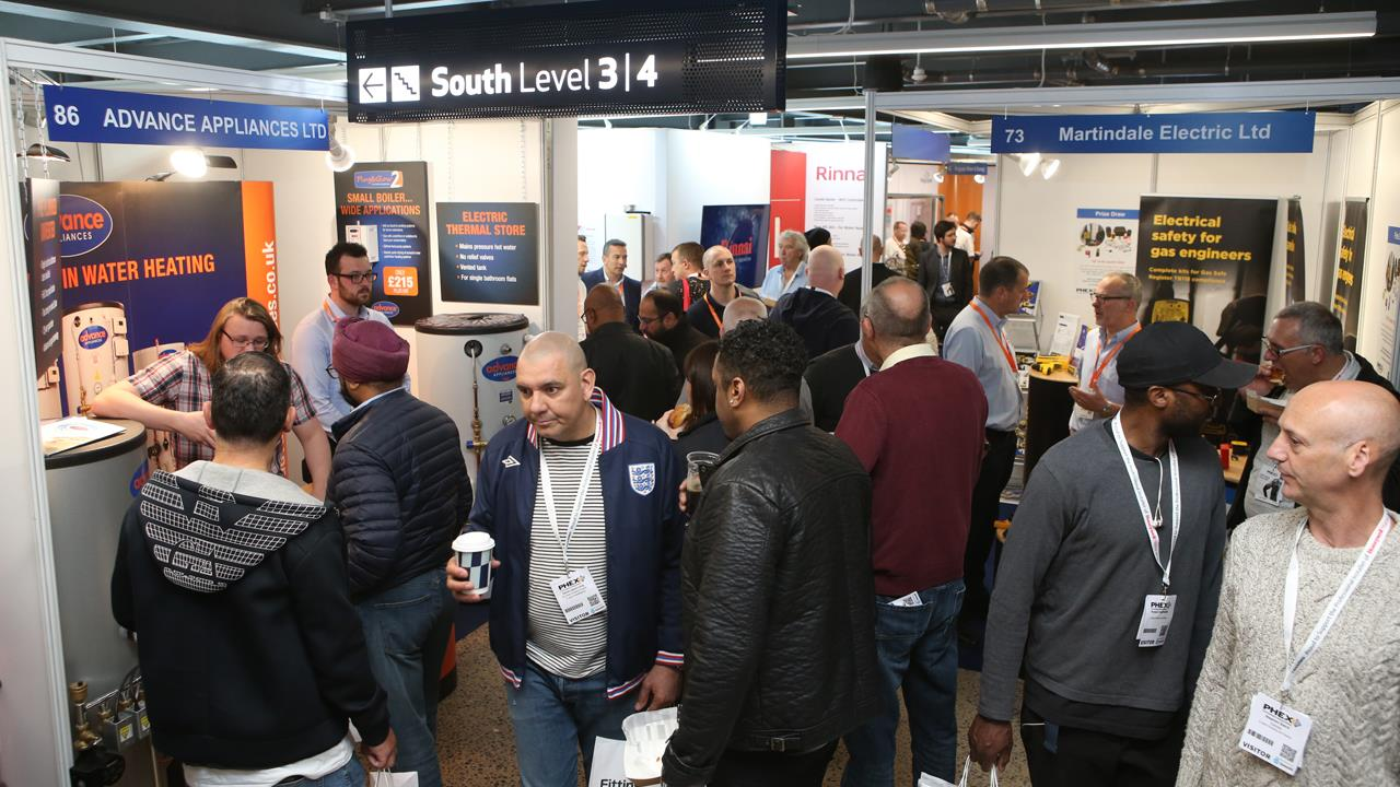 PHEX Tottenham draws in over 2,500 attendees image