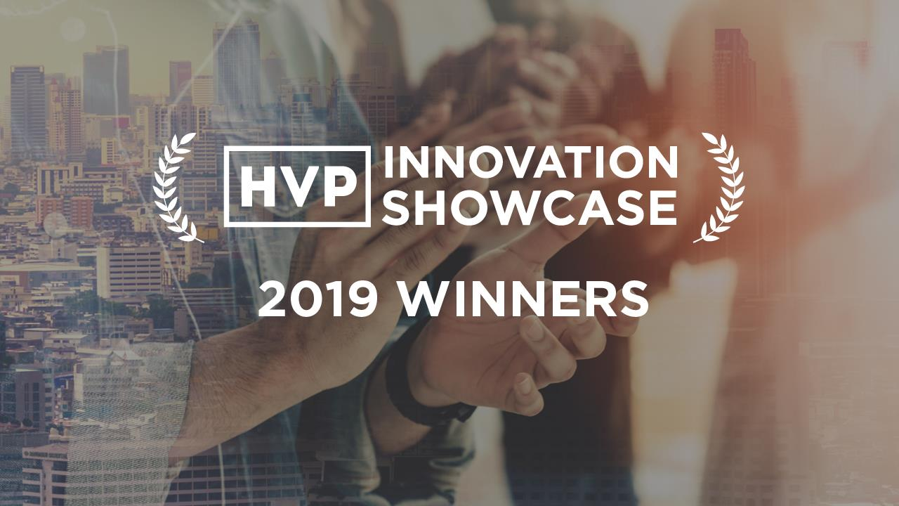 Revealing the winners of the 2019 HVP Innovation Showcase image