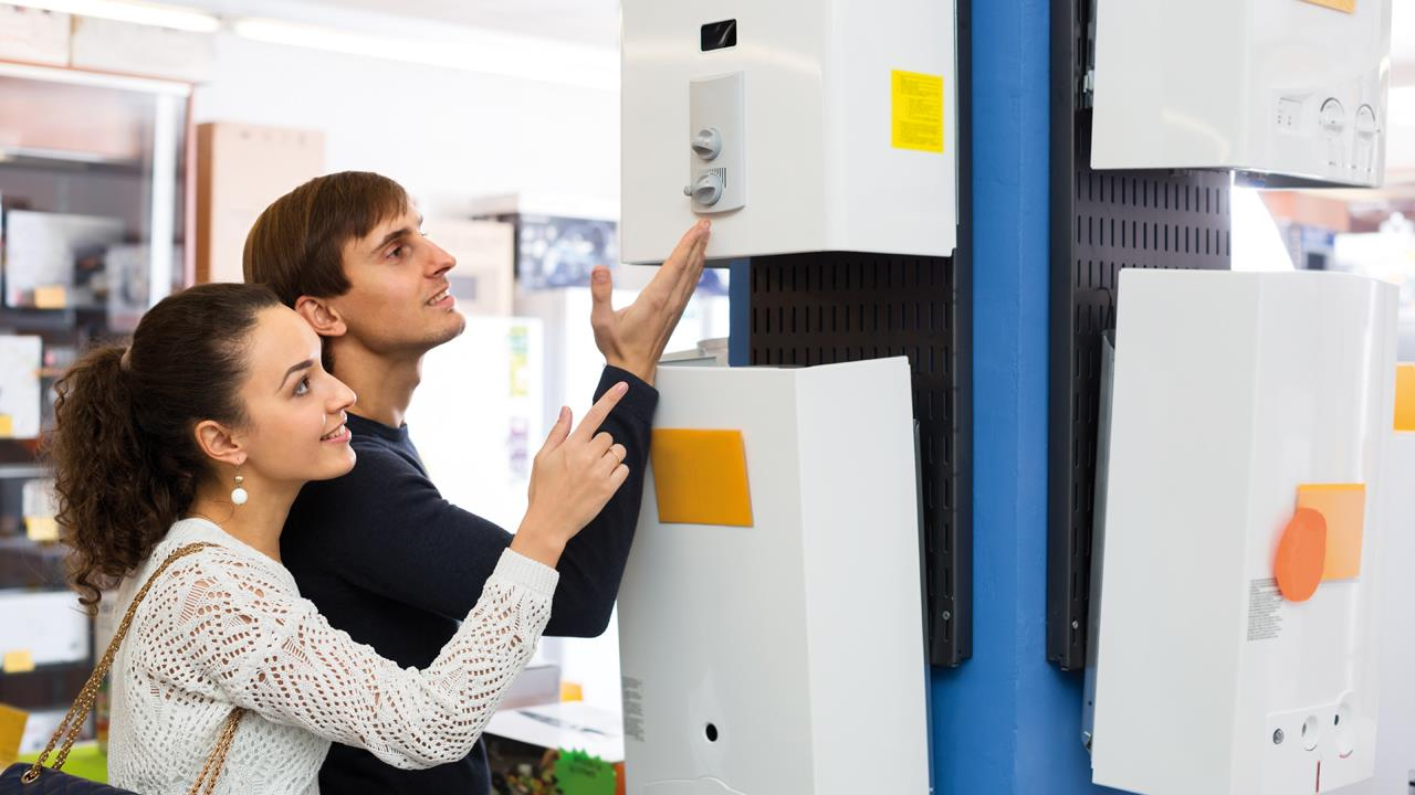Only 21% would upgrade a working boiler, research reveals image
