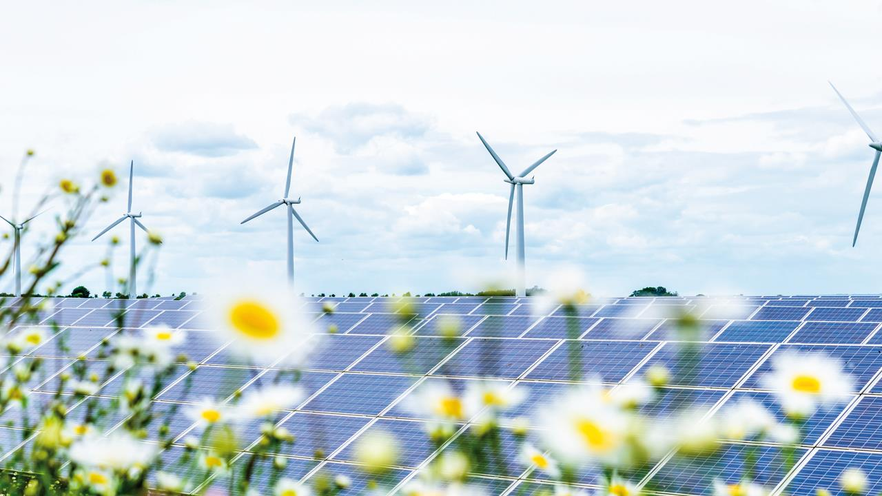 The UK's greener future is a business opportunity image