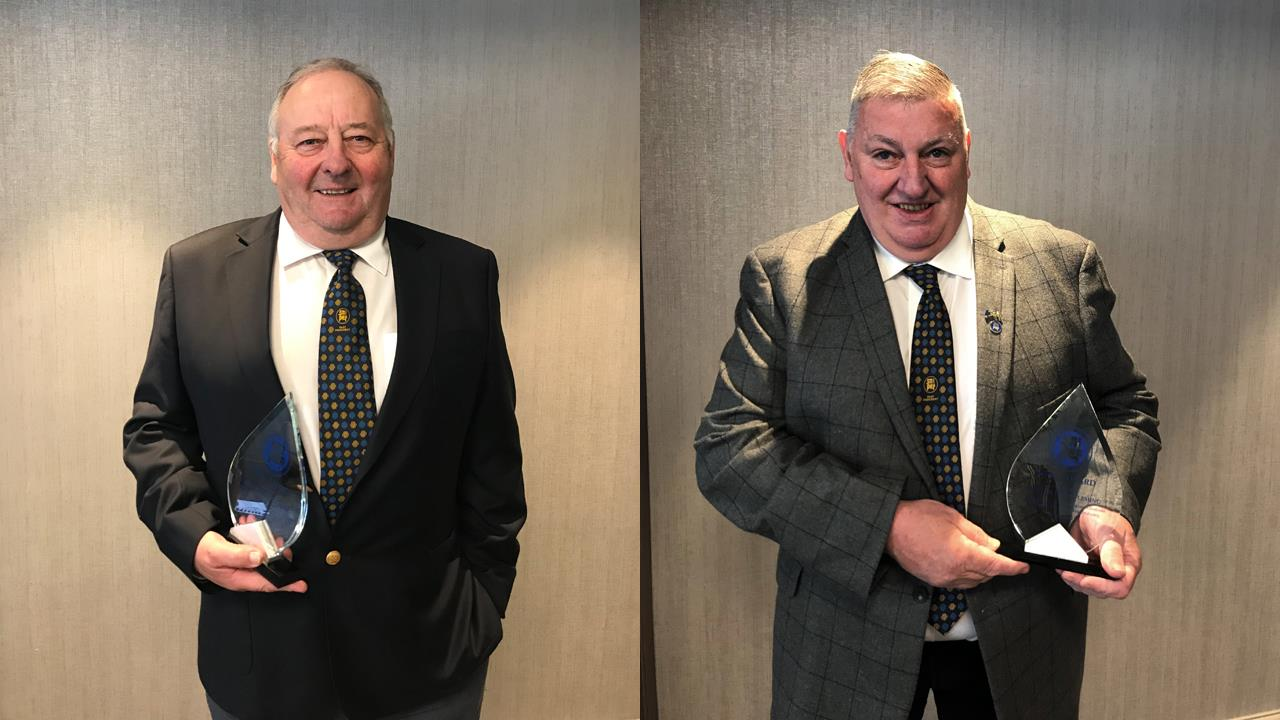 Long-serving plumbers recognised with SNIPEF Merit Awards image