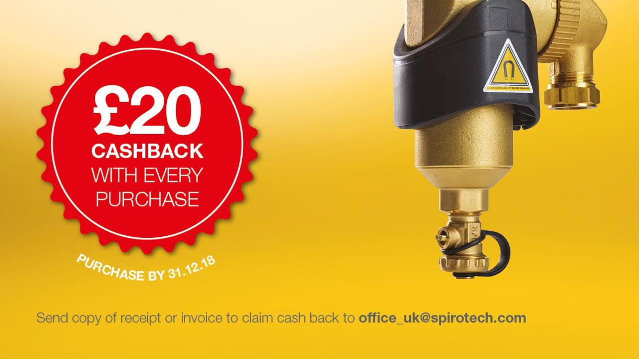 Spirotech introduces SpiroCombi MB3 cashback offer image