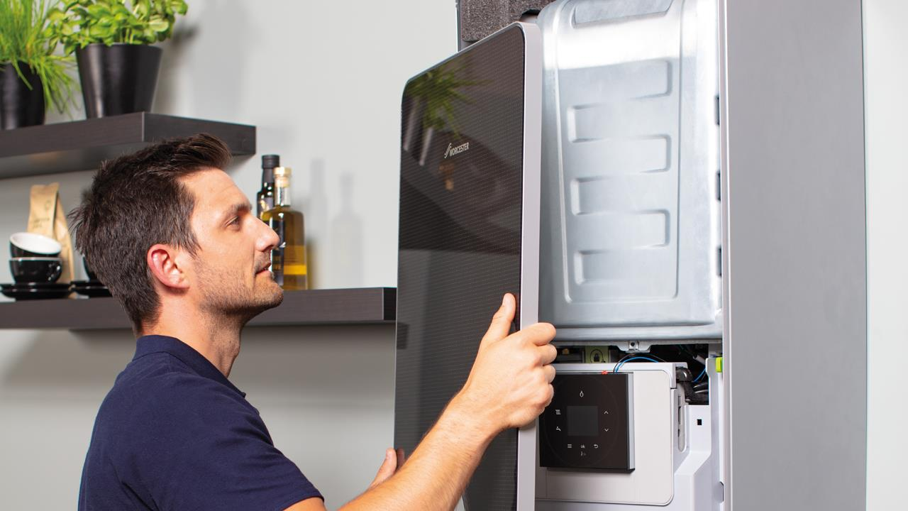 Worcester Bosch explains why installers need to be involved in product development image